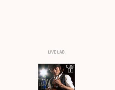 名渡山遼(Live Lab.)