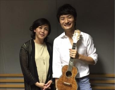 NHK-FM ラジオ第一での特別番組「アイランド・ミュージック・ジャーニー」にゲスト出演決定!
